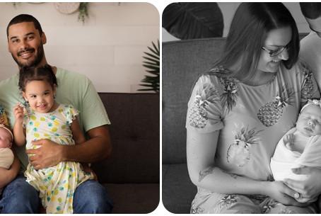 Yukon Newborn Photographer – Baby O - Photos by Keshia