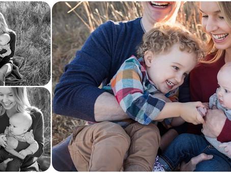 Family Session – Yukon - Photos by Keshia