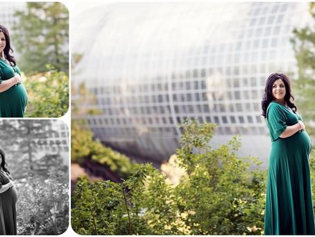 Maternity – Myriad Botanical Gardens - Photos by Keshia
