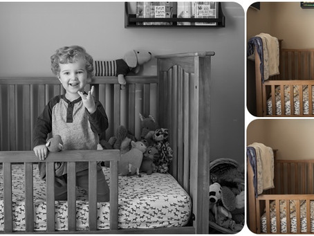 In Home Sibling Session – Edmond, OK - Photos by Keshia
