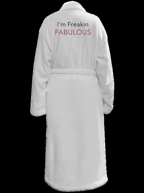 """Brand Me"" - Plush Robes"
