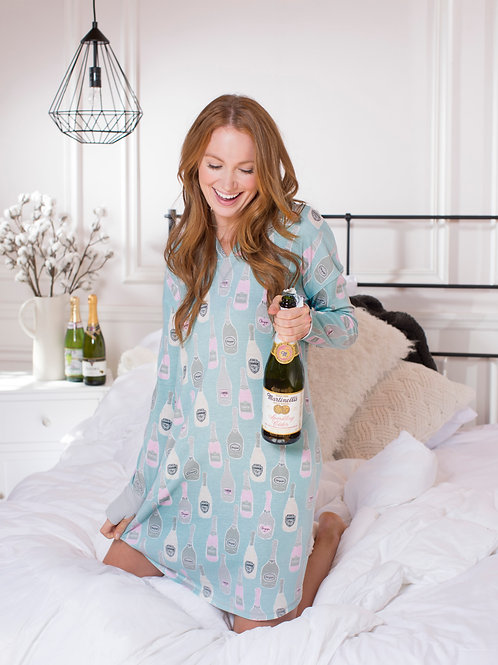 Champagne Night-Shirt