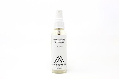Sleep Mist by m + a naturals