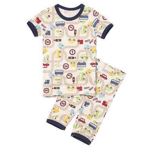 Driver Organic Pajamas