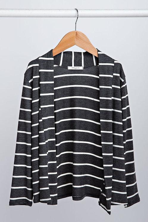 Charcoal House Jacket