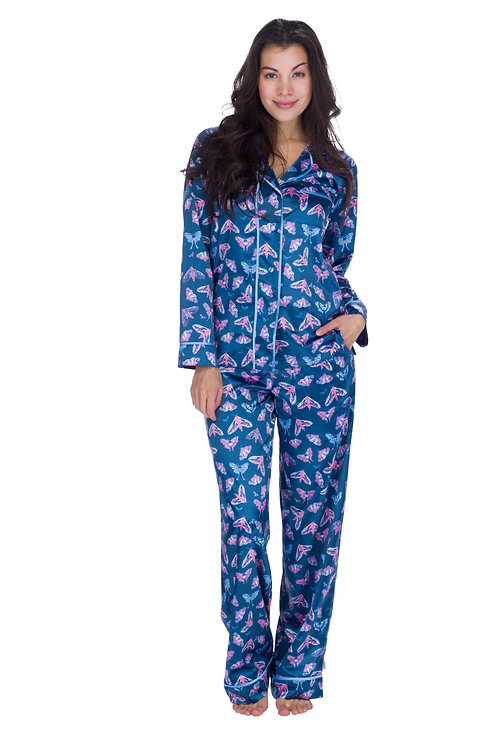 Satin Pajama Sets