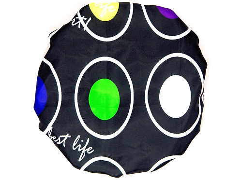 Spa/Shower Cap - All Circles