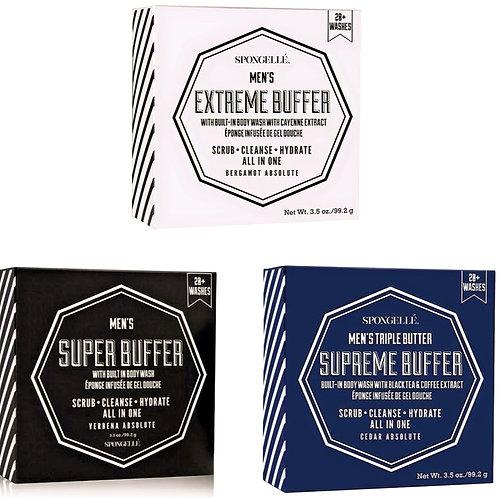Spongelle - Men's Buffers
