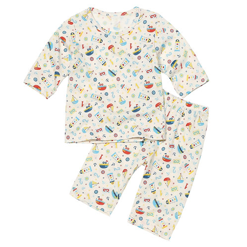 Prince of the Sea Organic Pajamas