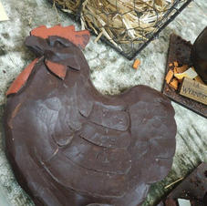 Coupelle poule balinaise