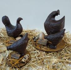 Composition de poules