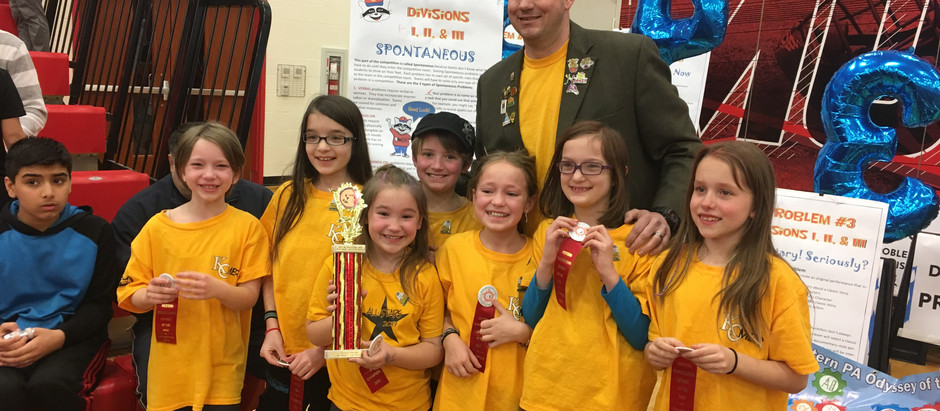 2018 Iron Roses 1st Place Problem 4 Division 1