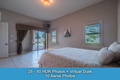 HDR Photos & Aerial Photos