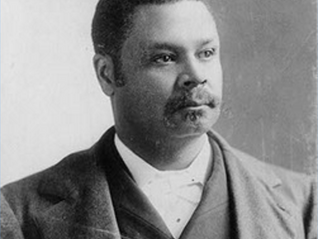 Historic Dryborough Association presents The Life of US Congressman George H. White Sr.