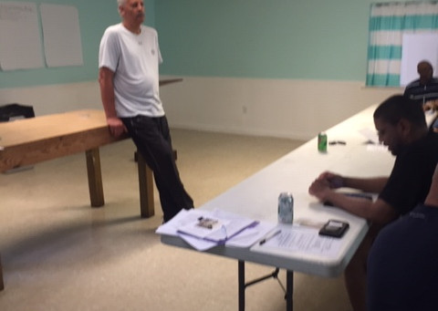 Community leaders meet to identify opportunities for youth and to assist aging seniors