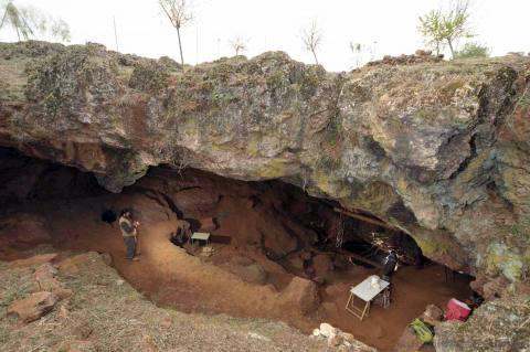Cueva de Maltravieso en El Calerizo