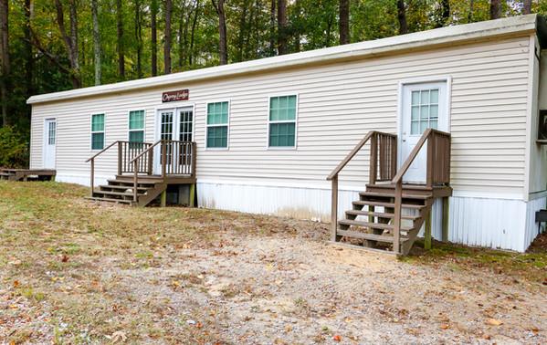 Osprey Lodge Exterior
