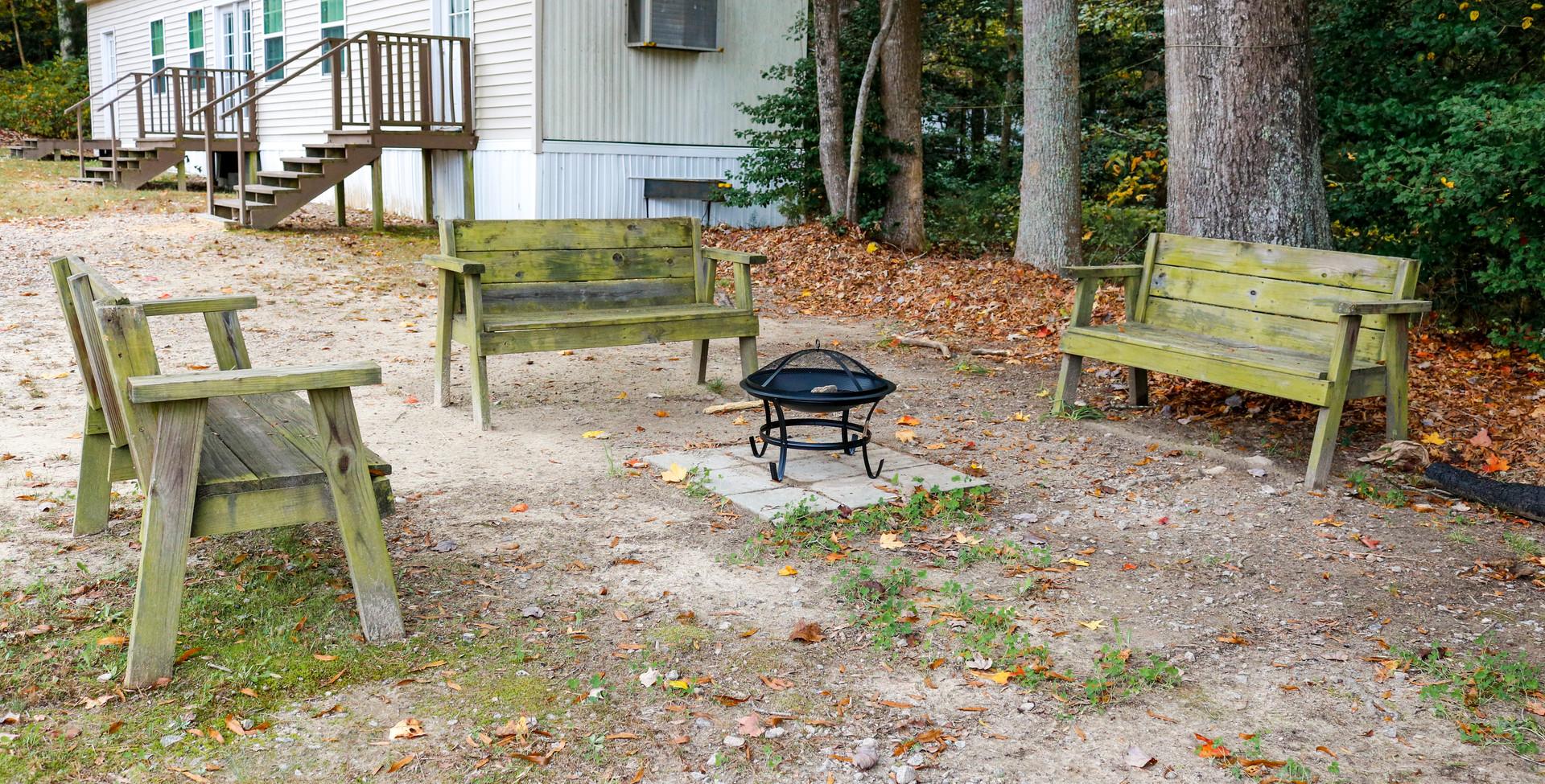 Osprey Lodge Fire Pit