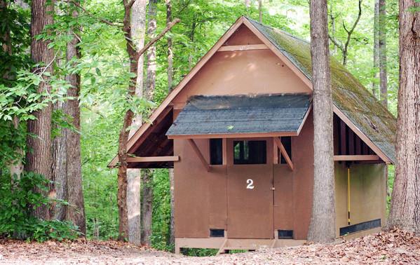 A-Frame Cabin 2