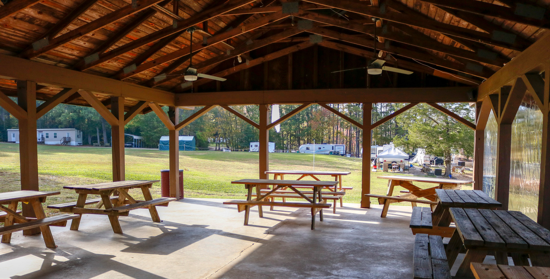 Picnic Pavilion (Inside)