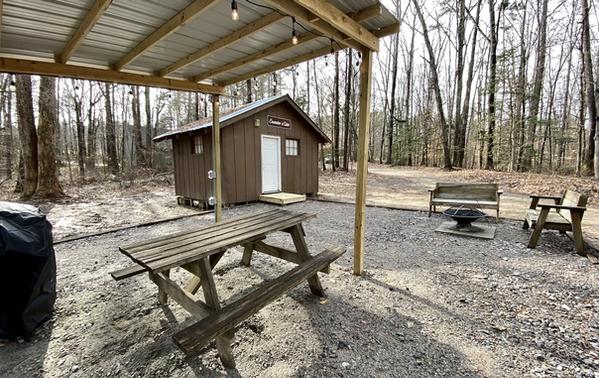Counselors' Cabin (Exterior)
