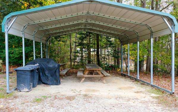 Osprey Lodge Shelter