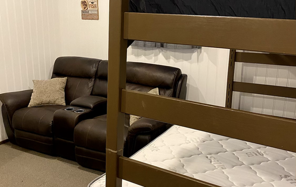 Counselors' Cabin (Interior)