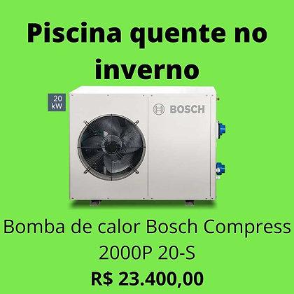 Bomba de Calor Bosch Compress 2000P 20-S para aquecimento de piscina