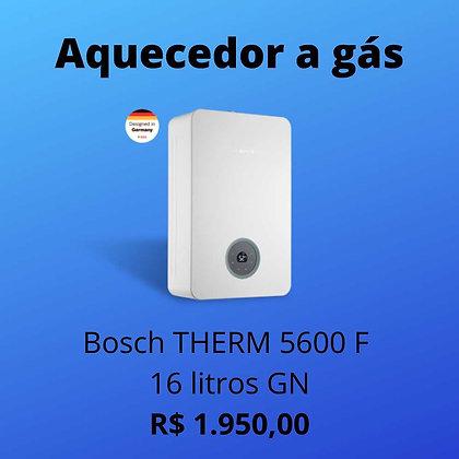 Aquecedor a Gás Bosch THERM 5600F 16L GN