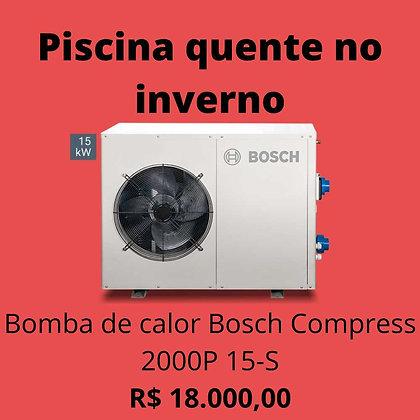 Bomba de Calor Bosch Compress 2000P 15-S para aquecimento de piscina