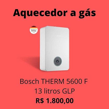 Aquecedor a Gás Bosch T HERM 5600F 13L GLP