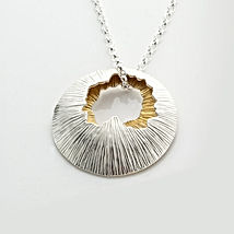 shell necklace by martina hamilton
