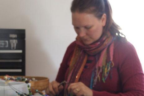 marmoo Amanda Cope jewellery workshop