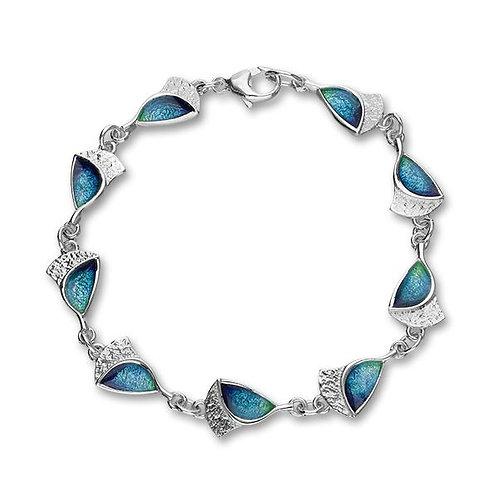 Ortak Haven Bracelet Aquamarine - Sterling Silver