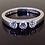 Thumbnail: Diamond Trilogy ring. Platinum mount.
