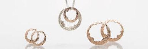 selection of shell jewellery by martina hamilton