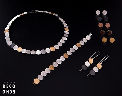 ECHO DECO sterling silver jewellery