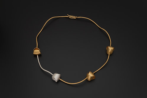 Deco Echo Anna Krol  Necklace - Sterling Silver