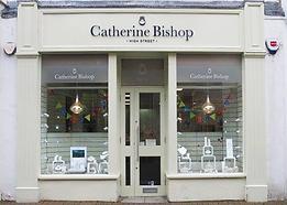 Catherine Bishop shop front