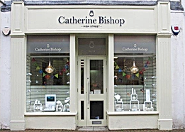 Catherine Bishop shop front