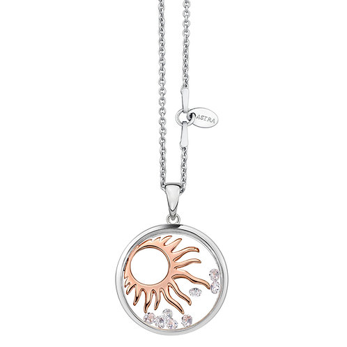 ASTRA SUNBEAM Ray of Light Maya Collection, Happiness Theme, Necklace,  Birthday, Gift, Present