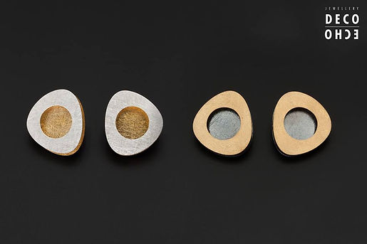 Deco Echo Earrings