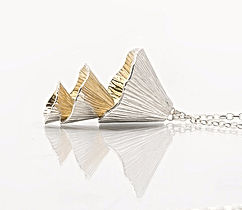 martina hamilton cone shell necklace