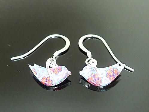Marmoo Bird Earrings - Amanda Cope