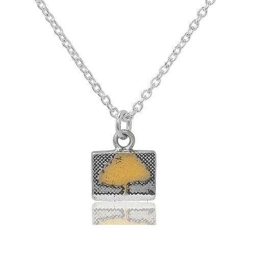 Charlotte Lowe - Little Golden Tree Necklace