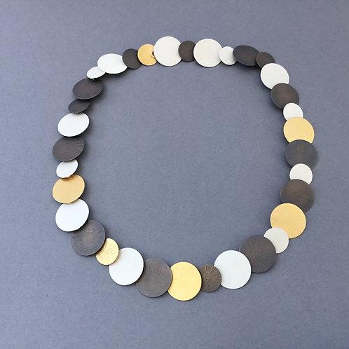 Deco Echo Anna Krol Discs Necklace