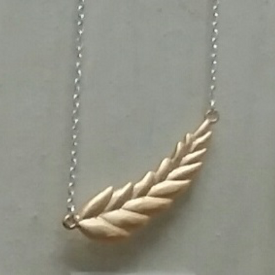 Ear of Corn Necklace