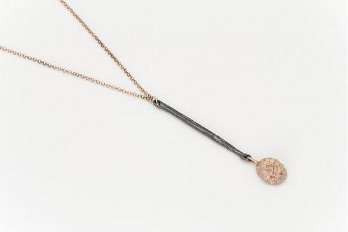 Deco Echo Anna Krol Gold Nugget Necklace