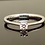 Thumbnail: 0.15ct  Diamond Solitaire Ring - Platinum