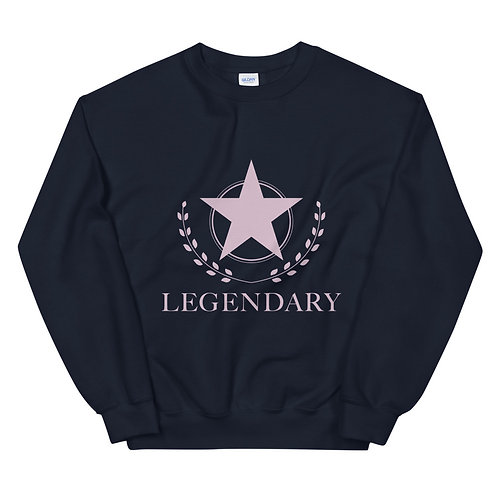 The Classic Legendary Sweatshirt (Pink)